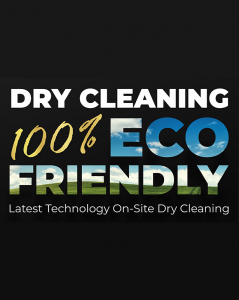 dry cleaning echofriendly